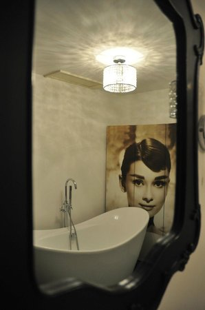 The Holcombe Inn : A bath for two