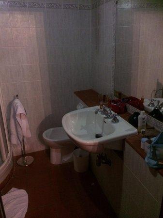 Castello di Tornano: Bagno