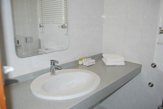 Central Hotel: Il bagno