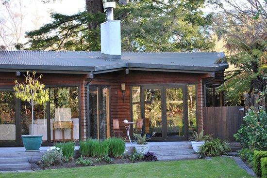 River Birches Lodge: The Lodge