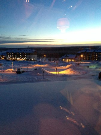 Lapland Hotel Saaga: Perfect View