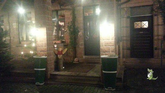 Gasthaus Sesel: Eingangsbereich