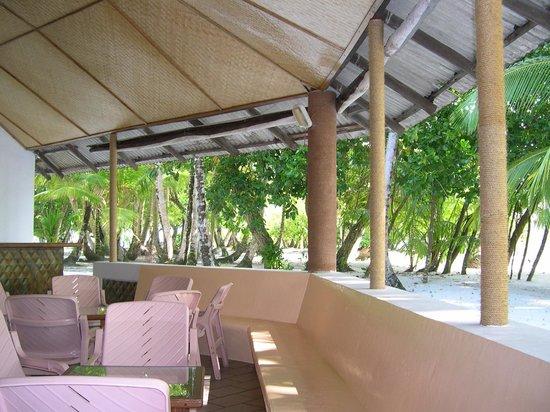 Asdu Sun Island: Zona bar relax