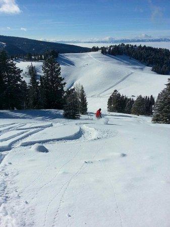 Teton Backcountry Guides: Snowcat jan 2014
