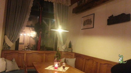 Gasthaus Sesel: Gastraum