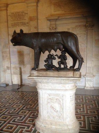 Musei Capitolini: Capitoline Museum