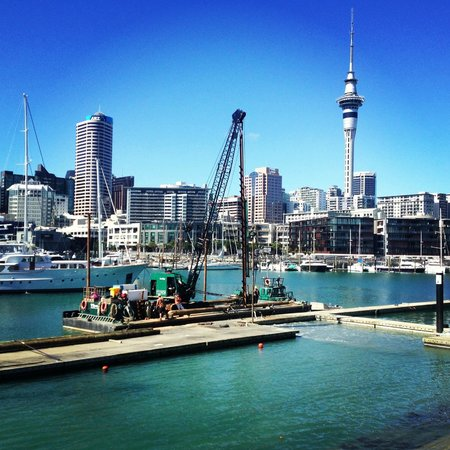 Travel Guides For Auckland Central