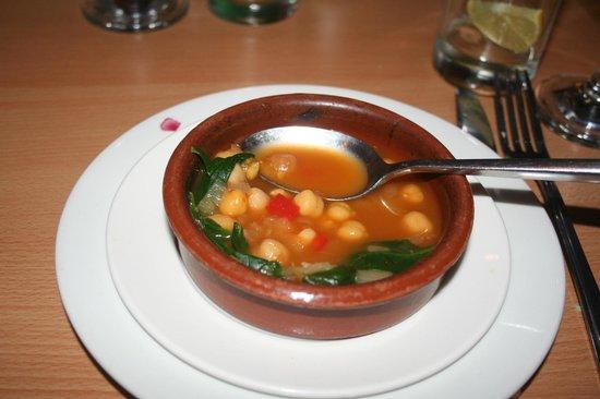 Andalucia Tapas Restaurant: antipasto