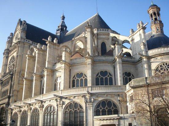 St eustache picture of paroisse saint eustache paris for Domon saint eustache