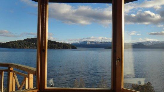 Lirolay Suites: Wonderful View