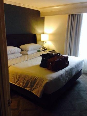 Melrose Georgetown Hotel: Bedroom
