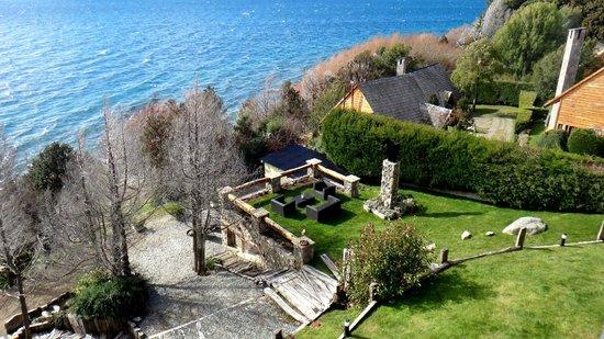 Lirolay Suites : Garden