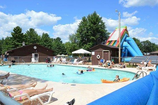 Pineland Camping Park: Pool