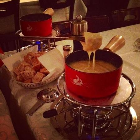 Studer's : fondue