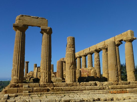 Valley of the Temples (Valle dei Templi): Herkules tempelet