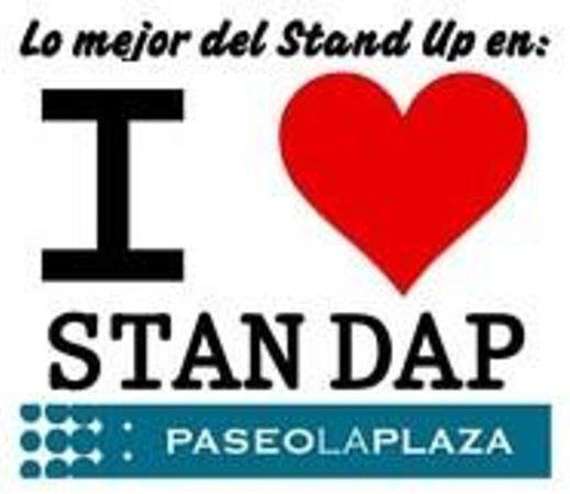 I Love Stan Dap - Stand Up en tu idioma