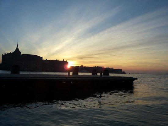 Ae Oche - Venezia Zattere : Canale della Giudecca 2