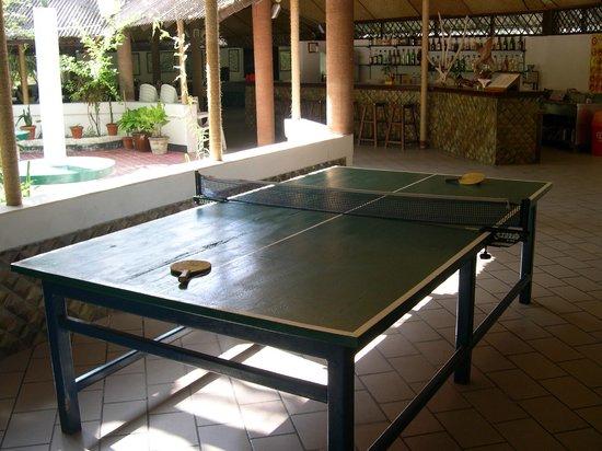 Asdu Sun Island : Tavolo ping pong