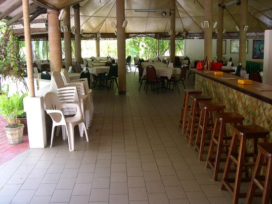 Asdu Sun Island: Sala Ristorante e Bar