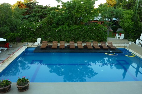 Unique Luxury Colony Hotel : Main pool