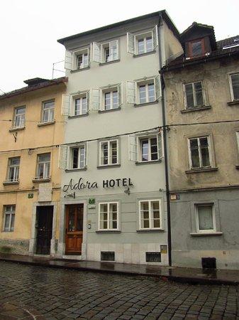 Adora Hotel: Hotel