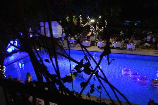 Hotel Mariscal Robledo: Fiesta fin de año