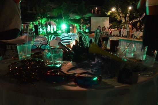 Hotel Mariscal Robledo: Fiesta 31 de Diciembre