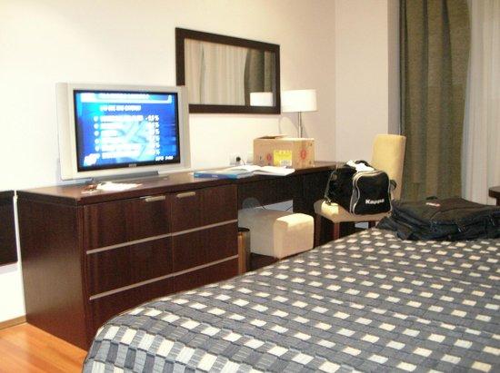 Orfeo Suites Hotel: Habitaciones confortables