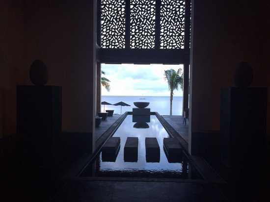 NIZUC Resort and Spa: View from lobby - so many more beautiful areas of the hotel.