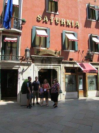 Hotel Saturnia & International : Hotel Saturnia