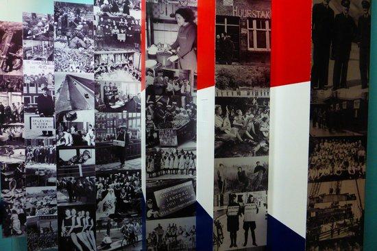 Musée de la Résistance : Photo montage