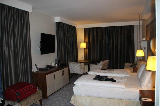 Hilton Bonn Hotel : Unsere Suite