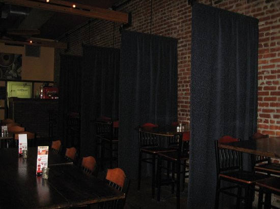 Blue Orleans Creole Restaurant-Downtown: More indoor seating area