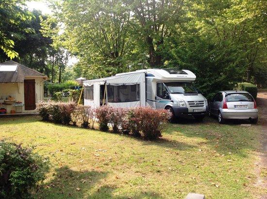 Camping L'etang D'ardy: Sptembre 2013