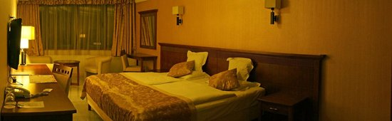 Actor Hotel : Very nice and CLEAN rooms with heated flooring