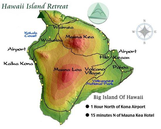 Kohala Coast Hawaii Map.Hawaii Island Retreat At Ahu Pohaku Ho Omaluhia Updated 2019