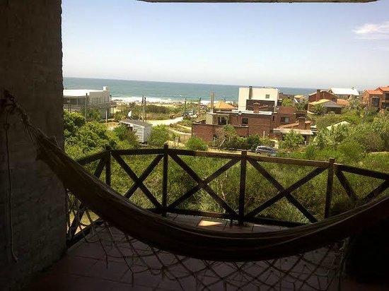 Terrazas de la Pedrera APT Hotel: Balcón con hamaca