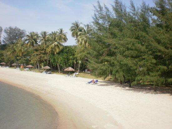 Vivanta by Taj Rebak Island, Langkawi: spiaggia