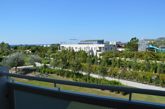 Hilton Dalaman Sarigerme Resort & Spa: sea view room by hilton dalaman