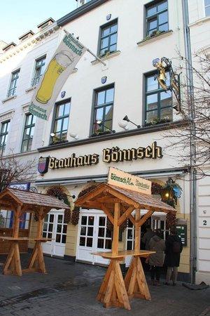 Brauhaus Bonnsch : Außenansicht