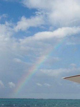 Gansevoort Turks + Caicos: Rainbow at a perfect getaway-Gansevoort