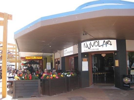 Nuvolari Restaurant: exterior of restaurant