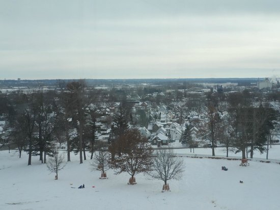 The Putnam Museum & Science Center: View from the Putnam