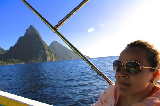 Solomon Water Taxi & Tours: On the boat