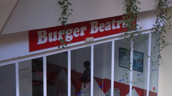 Beatriz Playa & Spa : Fast-food Béatriz