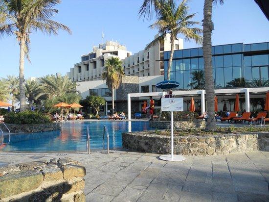 JA Jebel Ali Beach Hotel: One of the lovely pools