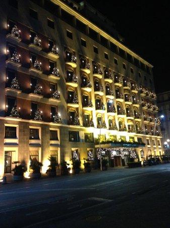 Grand Hotel Vesuvio : Grand Vesuvio
