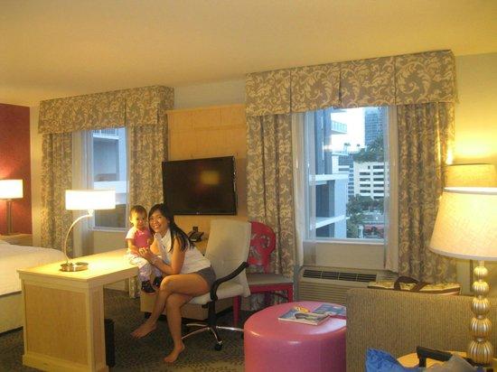 Hampton Inn & Suites by Hilton - Miami Brickell Downtown: room 901