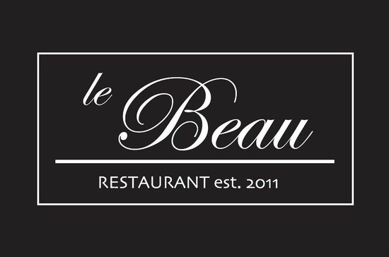 Restaurant Le Beau: Le Beau