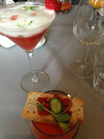 Restaurant Le Beau: Huisaperitief